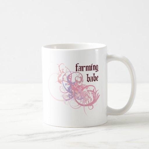 Cultivo del bebé taza