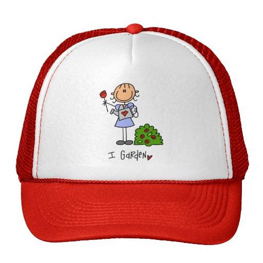 Cultivo un huerto gorras