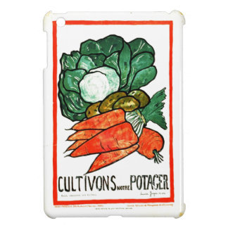 Cultivons Notre Potager 1916 Case For The iPad Mini