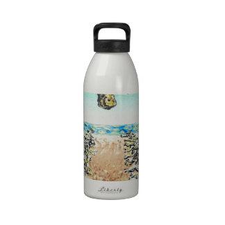 ¡Culto Erie - impresión de encargo! Botella De Agua Reutilizable