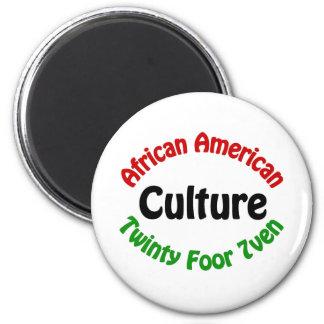Cultura afroamericana imanes