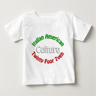Cultura americana italiana polera