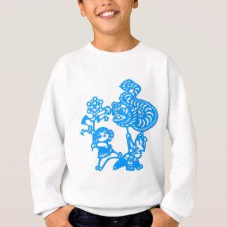 Cultura china: danza del dragón remeras