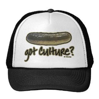 ¿Cultura conseguida? Gorro De Camionero