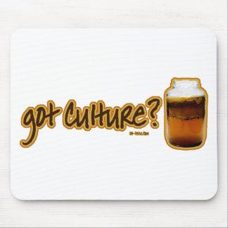 ¿Cultura conseguida? Kombucha Tapetes De Ratón