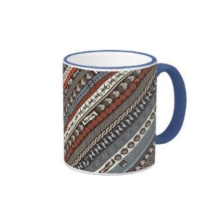 Cultura cruzada taza