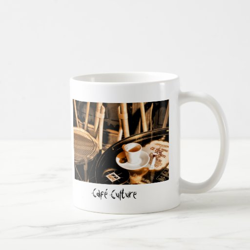Cultura de Café Taza De Café