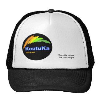 Cultura de KoutuKa - elegante tenía Gorra