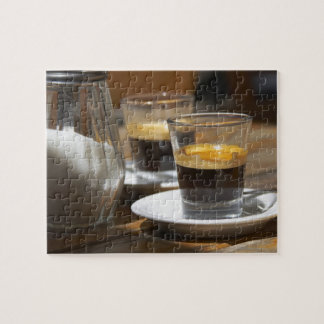 Cultura del café puzzles con fotos