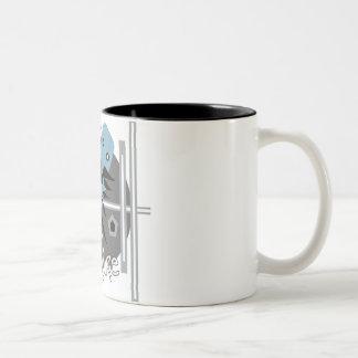 Cultura del patín taza de café