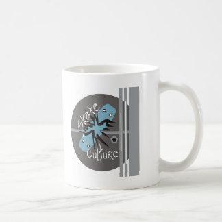 Cultura del patín tazas de café
