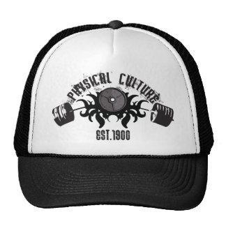 Cultura física gorra