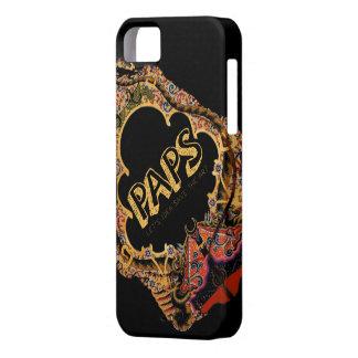 Cultura indonesia iPhone 5 carcasa