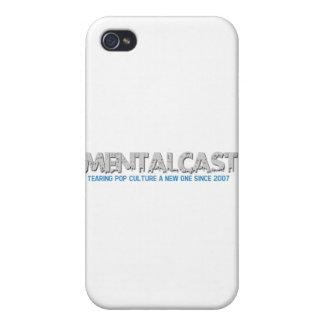 Cultura Pop de rasgado de MentalCast un nuevo iPhone 4/4S Funda