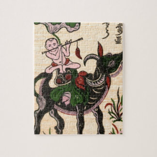 Cultura tradicional de Vietnam Puzzle Con Fotos