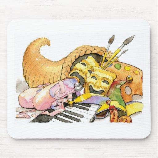 Cultural Arts II mousepad