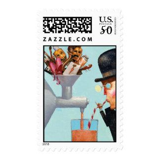 Cultural Arts Season postage stamp