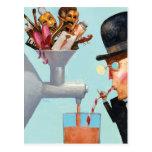 Cultural Arts Season postcard