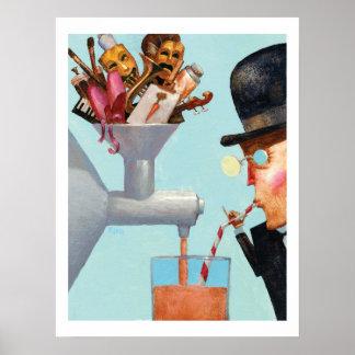 Cultural Arts Season Posters