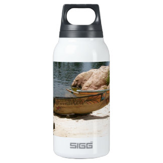 Cultural Canoe Insulated Water Bottle
