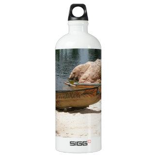 Cultural Canoe Water Bottle