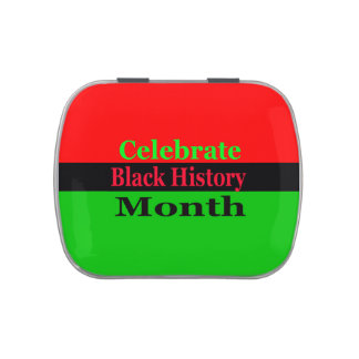 Cultural Celebration BHM Jelly Belly™ Candy Tins