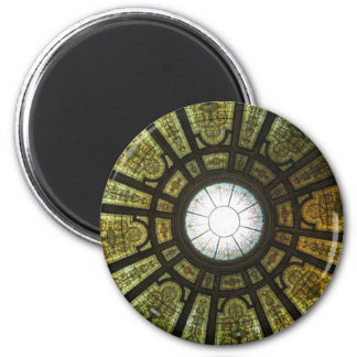 Cultural Center Dome Magnet