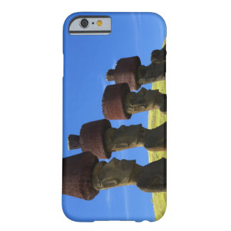 Cultural statues, Easter Island, Polynesia Barely There iPhone 6 Case