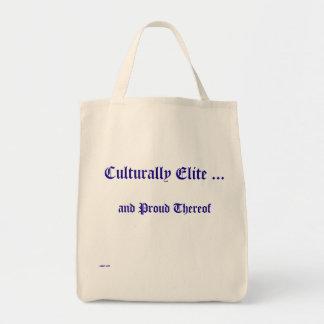 Culturally Elite Bag