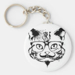 Culture Cat Key Chains