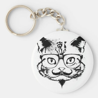 Culture Cat Keychain