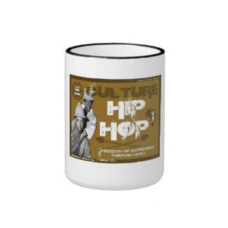 Culture Hip Hop coffee mug