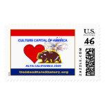 CultureCapitalAmerica 2009 Alta Ca... - Customized Stamp