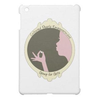 Cultured Pearls Logo Item iPad Mini Cover