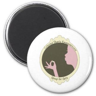 Cultured Pearls Logo Item Refrigerator Magnet
