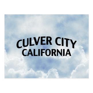 Culver City California Postcard