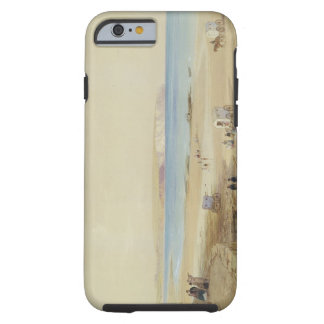 Culver Cliff, Isle of Wight (w/c, pen & ink, bodyc Tough iPhone 6 Case
