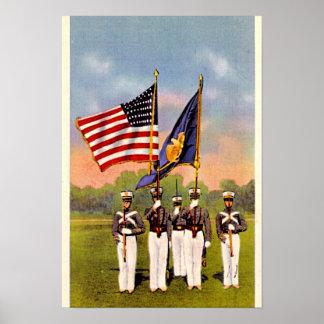 Culver, Indiana Culver Military Academy Poster