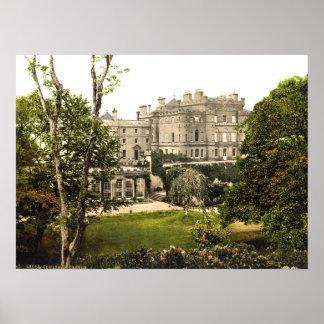Culzean Castle, Maybole, Carrick, Scotland Print