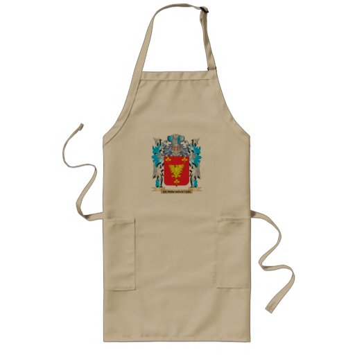 Cumberbatch Coat of Arms - Family Crest Aprons