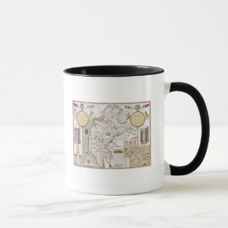 Cumberland and the Ancient City of Carlile Mug