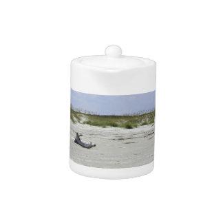 Cumberland Beach Teapot