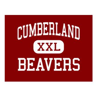 Cumberland - Beavers - Middle - Cumberland Postcard