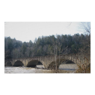 Cumberland Bridge Print