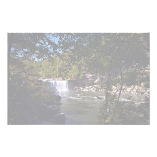 Cumberland Falls, Corbin, Kentucky Stationery