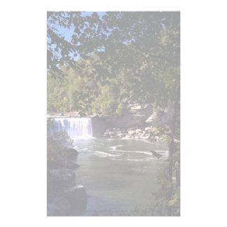 Cumberland Falls, Corbin, Kentucky Custom Stationery