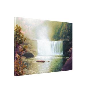 Cumberland Falls, Kentucky Canvas Print