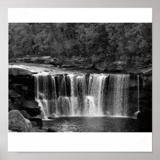 Cumberland Falls Kentucky Poster