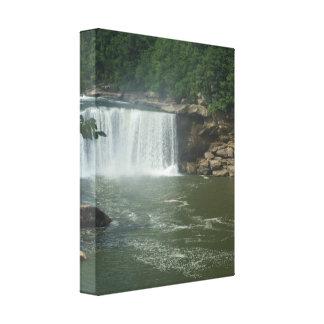 Cumberland Falls KY Canvas Print