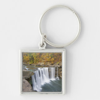 Cumberland Falls State Park near Corbin Kentucky Keychain